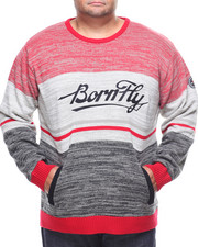 Born Fly - L/S Stenhouse Sweater (B&T)