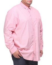 Shirts - L/S Poplin Woven (B&T)