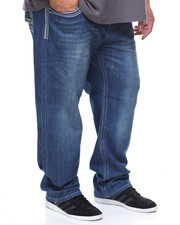 Big & Tall - Thick Stitch Denim Jeans (B&T)