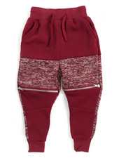 Sweatpants - Sweater Knit Fleece Jogger (4-7)