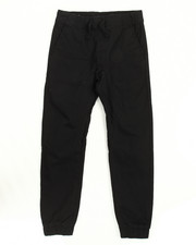 Cyber Monday Deals - Stretch Twill Jogger Pants (8-20)