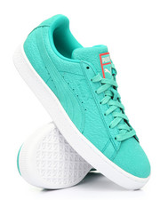 Sneakers - Suede Carribean Reef Sneakers