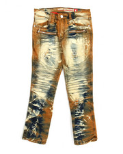 Boys - Stretch Moto Denim Jean (8-20)