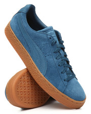Men - Suede Classic Natural Warmth Sneakers