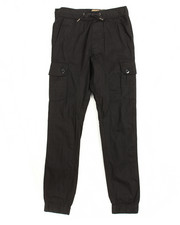 Pants - Cargo Twill Jogger (8-20)