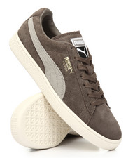 Sneakers - Suede Classic + Sneakers