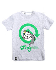 Boys - Homeboy Panda Tee (2T-4T)
