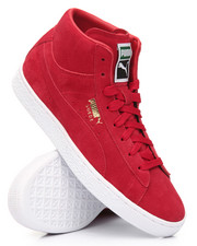 Sneakers - Suede Classic Mid Sneakers