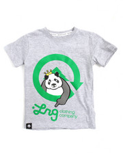 Boys - Homeboy Panda Tee (4-7)