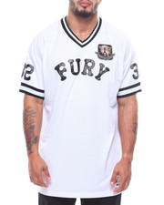 Big & Tall - S/S Fury Warmup Jersey (B&T)