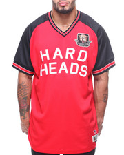 Big & Tall - S/S Hard Heads Warmup Jersey (B&T)