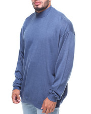 Big & Tall - Mockneck Sweater (B&T)