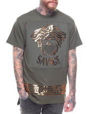 Buyers Picks - MEDUSA FOIL EMBOSSED TEE