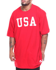 Big & Tall - S/S USA Tee (B&T)