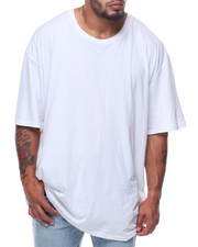 T-Shirts - 2 Pack Cotton Classic Crew Neck Tee (B&T)