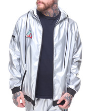 Outerwear - SPACE ZIP UP HOODY