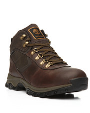 The Camper - Mt. Maddsen Waterproof Mid Boots