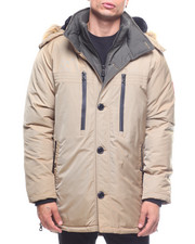 Buyers Picks - Heavy Parka Jacket