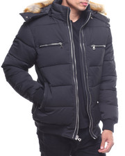 Buyers Picks - Short Snorkel Jacket Fur Hood