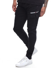 Athleisure for Men - Prit Zipper Twill Pants