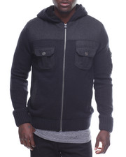 Buyers Picks - Chest Pocket Sweater Hoodie