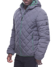 winter-2017-mens - Quilted Bubble Jacket Contrast Lining-2159427