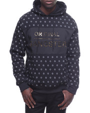 Hoodies - All Over Print Original Gangster Pullover Hoodie