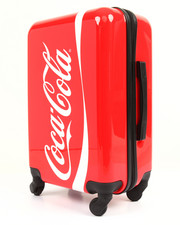 Accessories - Coke Logo Printed Hardcase Luggage