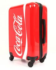 Buyers Picks - Coke Logo Printed Hardcase Luggage