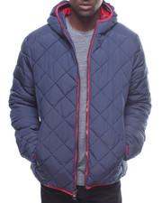 winter-2017-mens - Quilted Bubble Jacket Contrast Lining-2159502