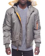 Buyers Picks - MA1 Snorkel Fur Hood