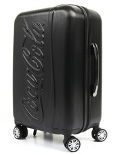 Accessories - Denco Abs Molded Coca-Cola Wheeled Carry-On Luggage