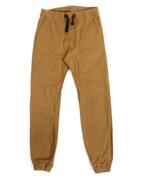 Southpole - Stretch Twill Jogger Pants (8-20)