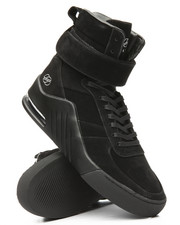 Sneakers - Apex Eclipse Pigskin Microfiber Sneakers