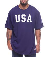 Men - S/S USA Tee (B&T)