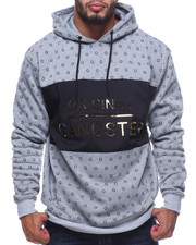 Hoodies - L/S Original Gangster Fleece Hoodie (B&T)