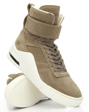 Men - Apex Hazelnut Pigskin Microfiber Sneakers