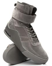 Radii Footwear - Apex Asphalt Pigskin Microfiber Sneakers