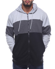 Buyers Picks - Tech Fleece Color Block Full Zip Hoodie (B&T)