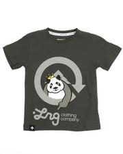 Boys - Homeboy Panda Tee (4-7)