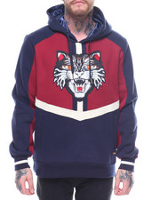 Hoodies - Mad Cat Fleece Hoody