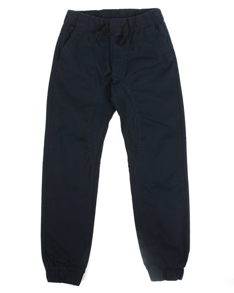 Southpole - Stretch Twill Jogger Pants (8-20)