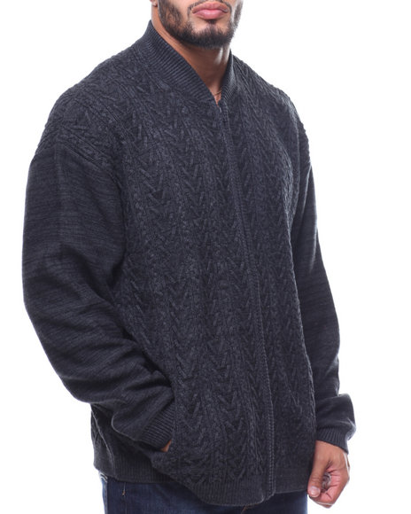 Buyers Picks - Full Zip Sweater (B&T)