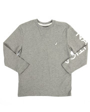 Tops - Nautica Recruit L/S Tee (8-20)
