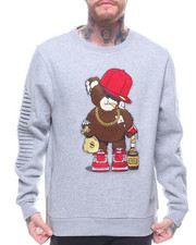 Buyers Picks - Teddy Fleece Crewneck