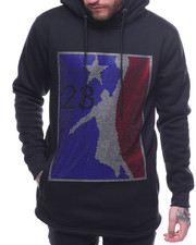 Buyers Picks - RHINESTONE BBALL HOODY-2160642