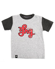 Sizes 2T-4T - Toddler - Uprooter Script Tee (2T-4T)