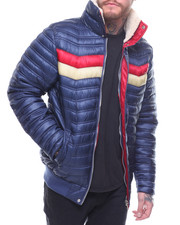 The Camper - he Retro Puffer Jacket BY ROBERT PHILLIPE