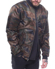 Buyers Picks - NYLON BIKER MA-1 JACKET-2160264