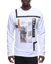 T-Shirts - L/S Mad City Tee